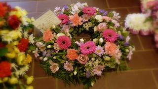 funeral flower etiquette