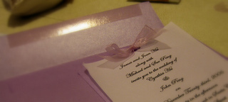 wedding invitation wording etiquette