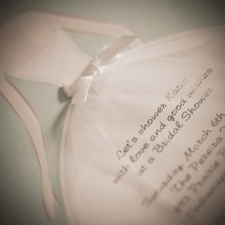 Bridal Shower Invitation Etiquette