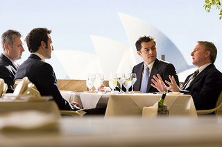 Business Table Manners Tips