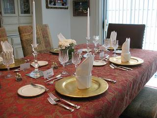 Dinner Etiquette