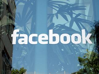 Facebook Etiquette picture of Facebook office