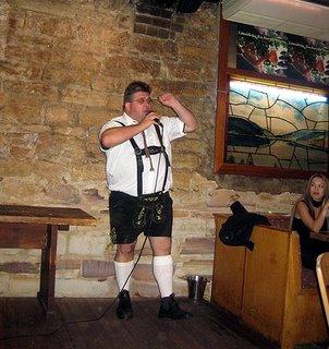 German Dining Etiquette
